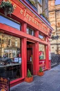 Schottland - Edinburgh - The Elephant House