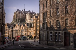 Schottland - Edinburgh - Castle